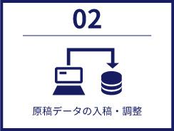 02 原稿データの入稿・調整