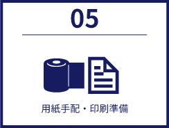 05 用紙準備・印刷